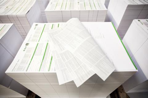 Ebeling Druckerei für Ihre Formulare A4